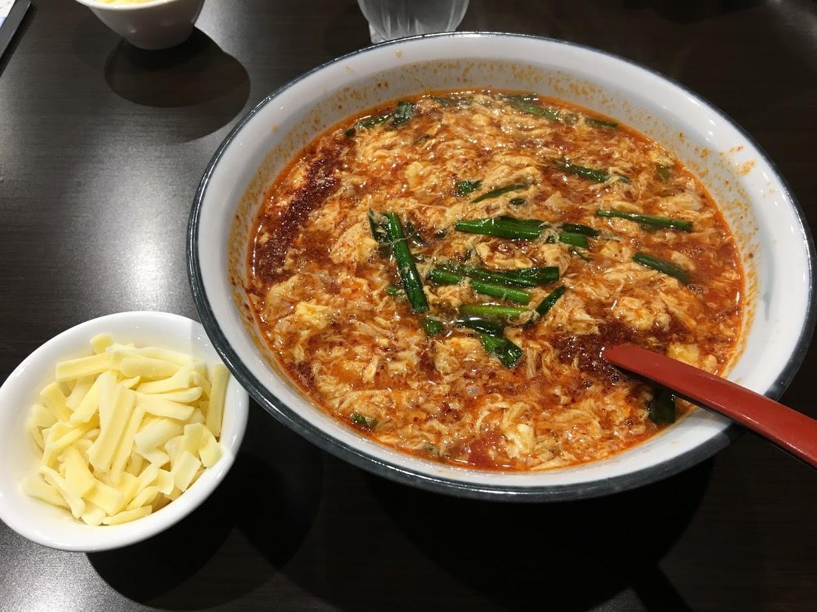 桝元の辛麺