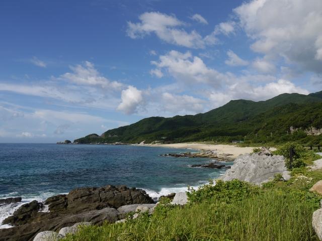 屋久島の永田浜