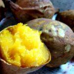 焼き芋を美味しく作るコツは?レンジ、オーブン、鍋の使い方とお芋の選び方