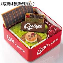 東洋広島カープケーキ