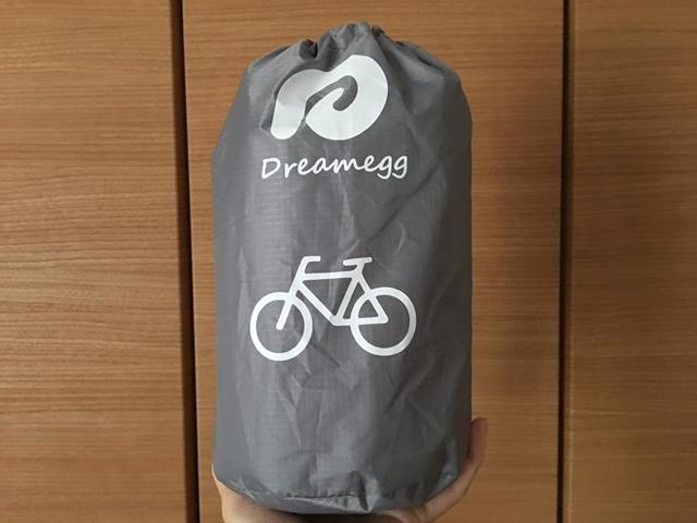Dreameggの自転車カバー