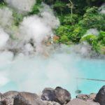 別府の温泉が無料に?!別府八湯温泉まつりの期間、扇山火まつりはいつ?