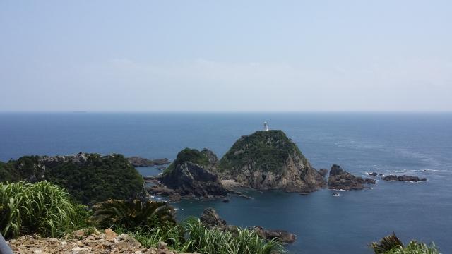 九州最南端の佐多岬