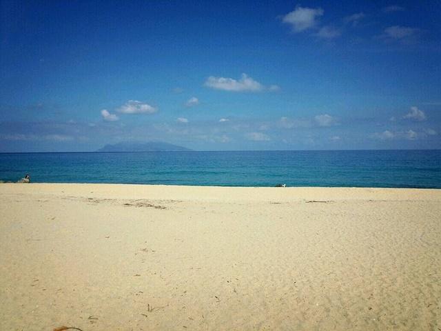 屋久島の永田浜(いなか浜)