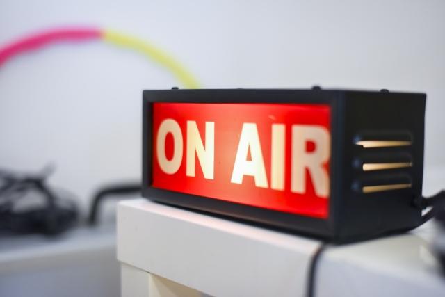 ラジオ放送のイメージ