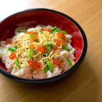 ちらし寿司の具はどんなものが人気?作り置き、翌日まで保存するには?