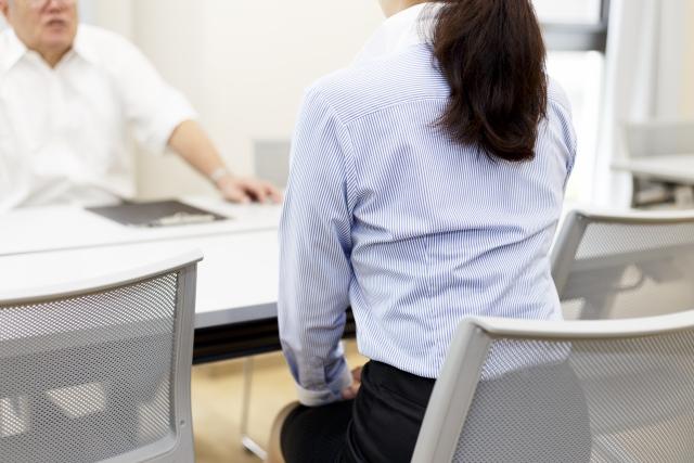 求職活動のイメージ