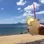 大隅半島の海水浴場はゴールドビーチ大浜に決まり!さまぁ~リゾート風にレポートするよぉ